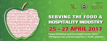 THE FOOD & HOTEL 2017 VIET NAM EXHIBITION