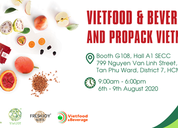 VIETFOOD & BEVERAGE AND PROPACK VIETNAM 2020